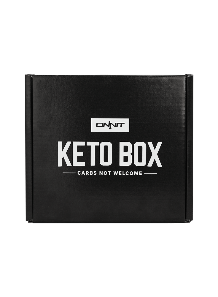 Onnit Keto Box - Keto-friendly snacks