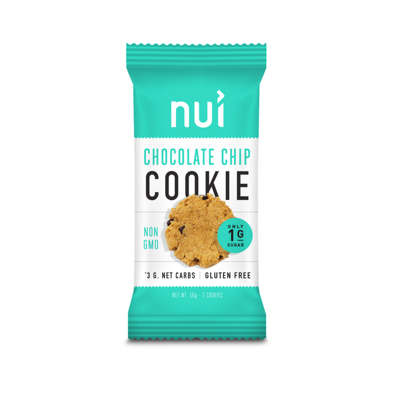 Nui Cookies - low carb/ketogenic cookies