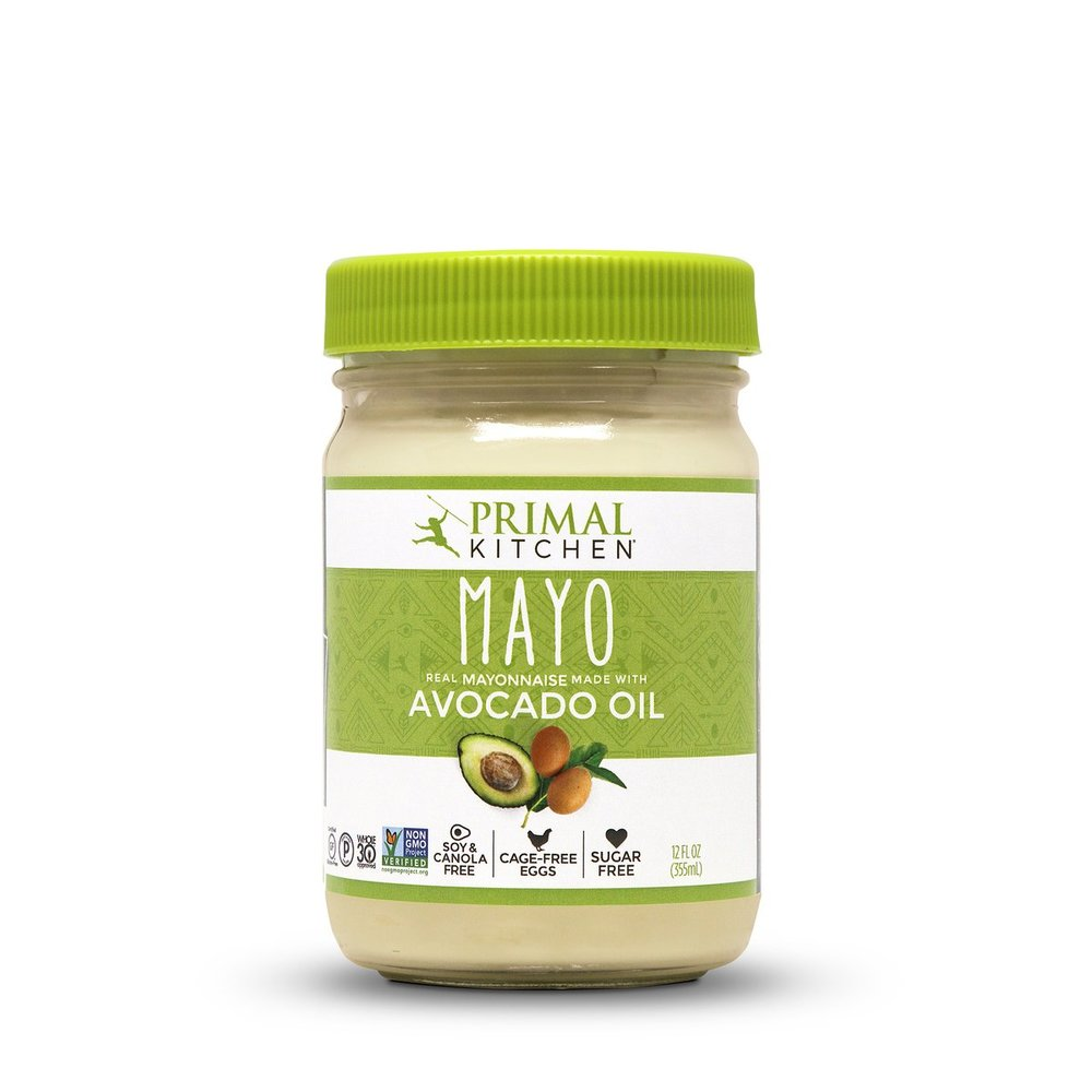 Primal Kitchen - Avocado Mayo   Use Code: KETONUTRITION for 10% off