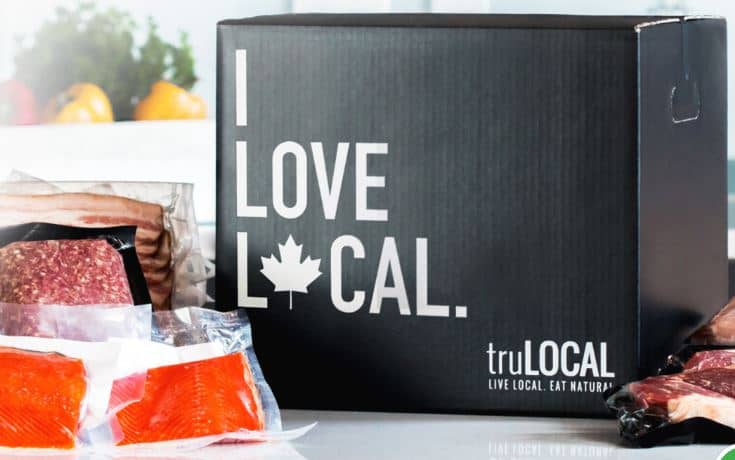TruLOCAL  connects you to high-end, locally-sourced meat products - delivered right to your doorstep across Ontario, Alberta, and British Columbia.