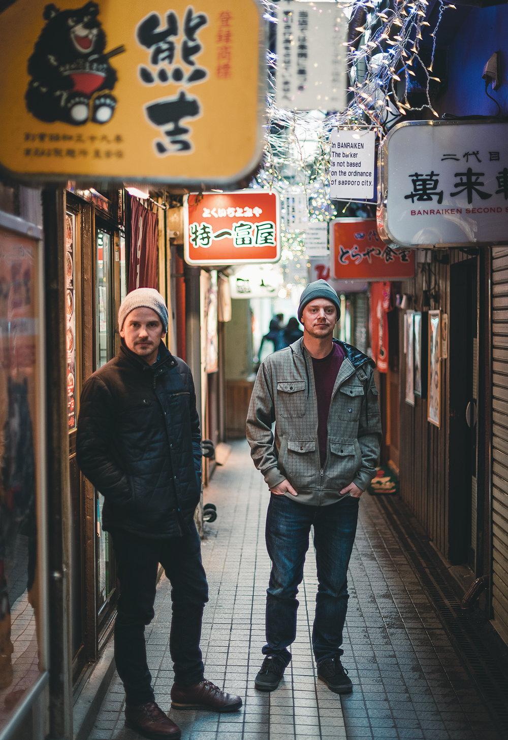Ramen Alley | Sapporo