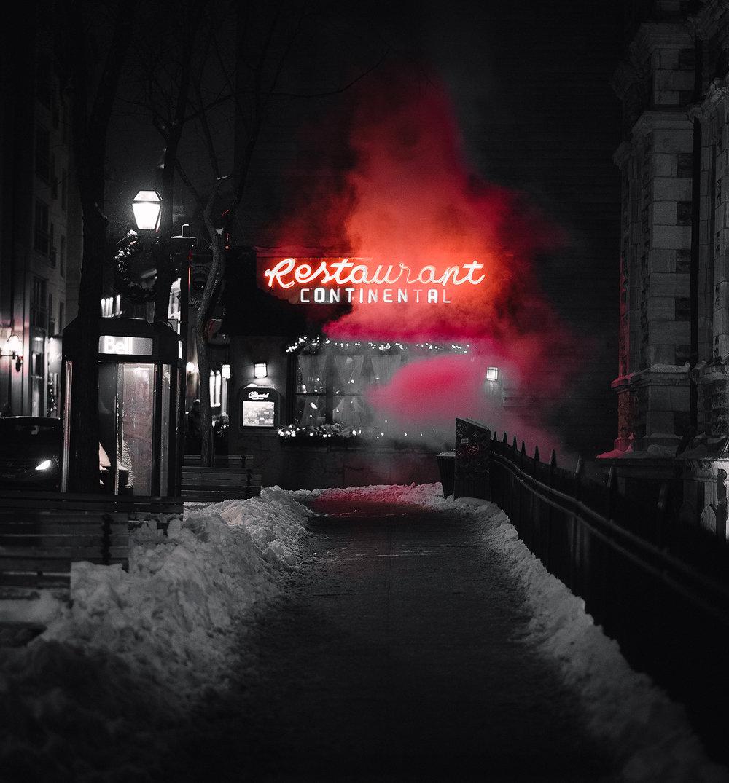 Le Continental | Québec City