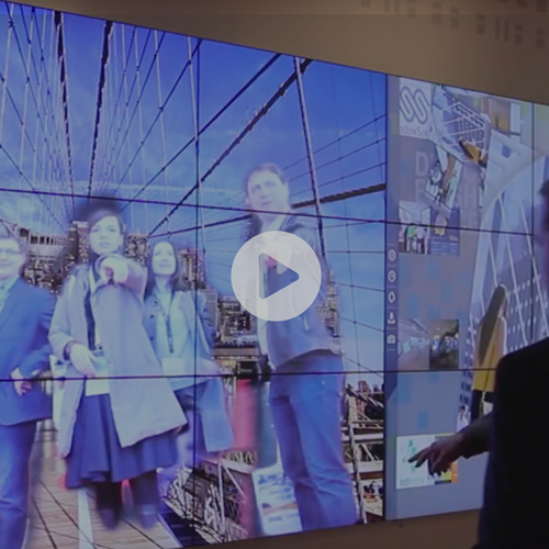 NEC and Barco boot at the ISE in Amsterdam -