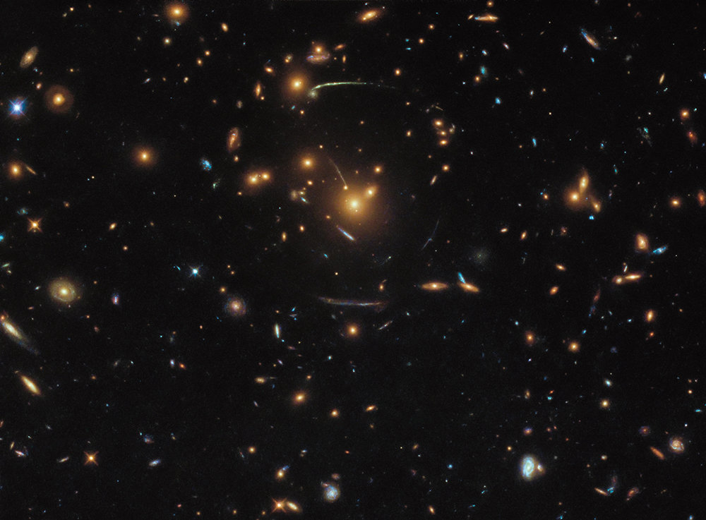 The Euclid Mission will map 3/4 of the galaxies in the universe searching for distortions indicating the structure of dark matter.