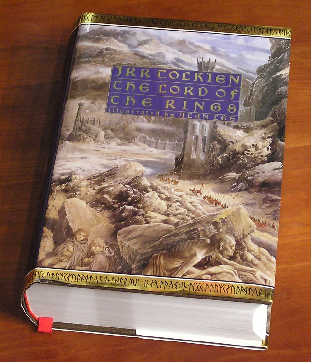1994 Alan Lee-illustrated edition