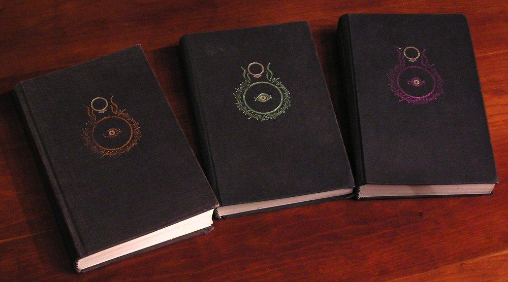 Houghton Mifflin 3-volume 2nd Ed.