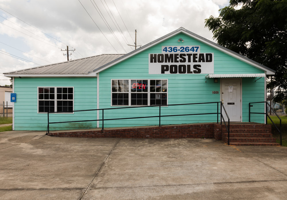 Homestead Pools, 2018. -
