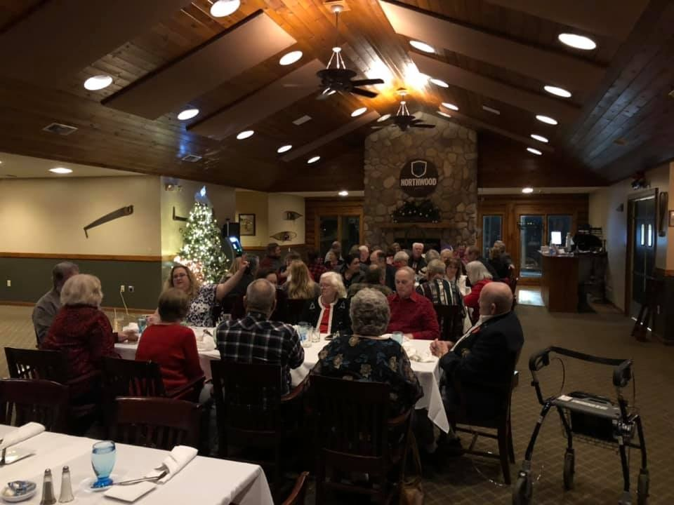 Lions Club Christmas Party