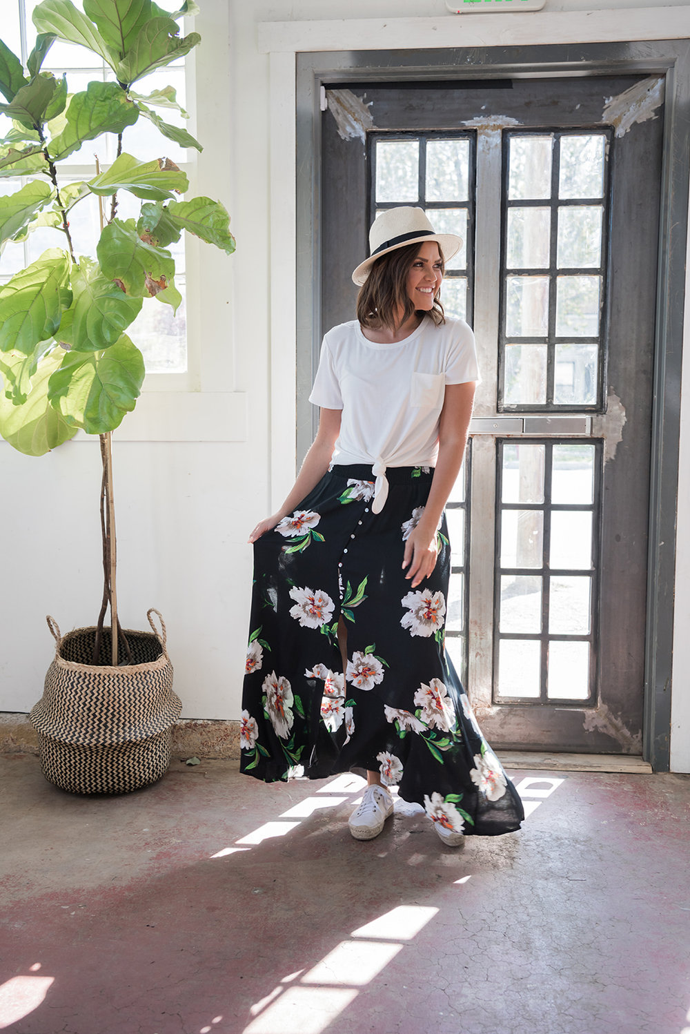 I Belive I Can Fly - Maxi Skirts For Women