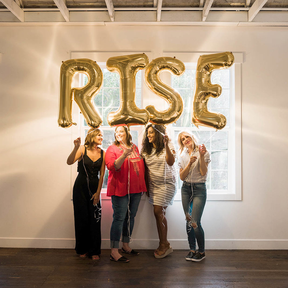 rise apparel- we rise and shine