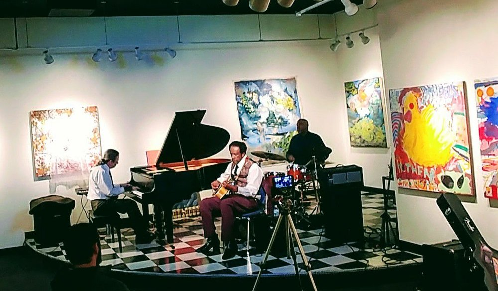 Tuesday Night Open Jazz Jam with Dean Lea - Every Tuesday until December 18th.