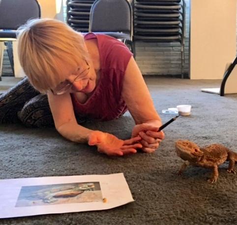 OWL Turtle Lizard Talks with Zak Mazur