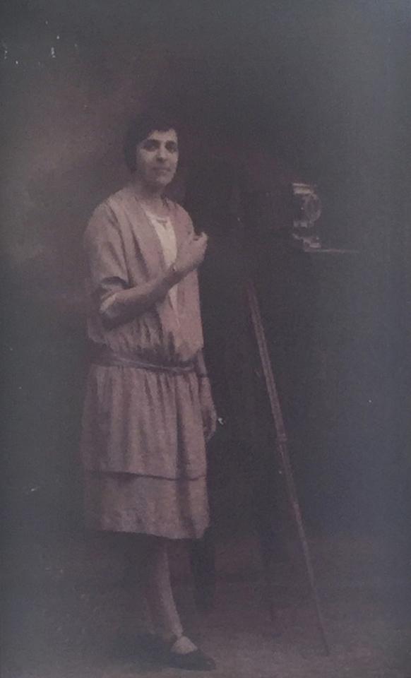 Karimeh Abboud - 1893 - 1940