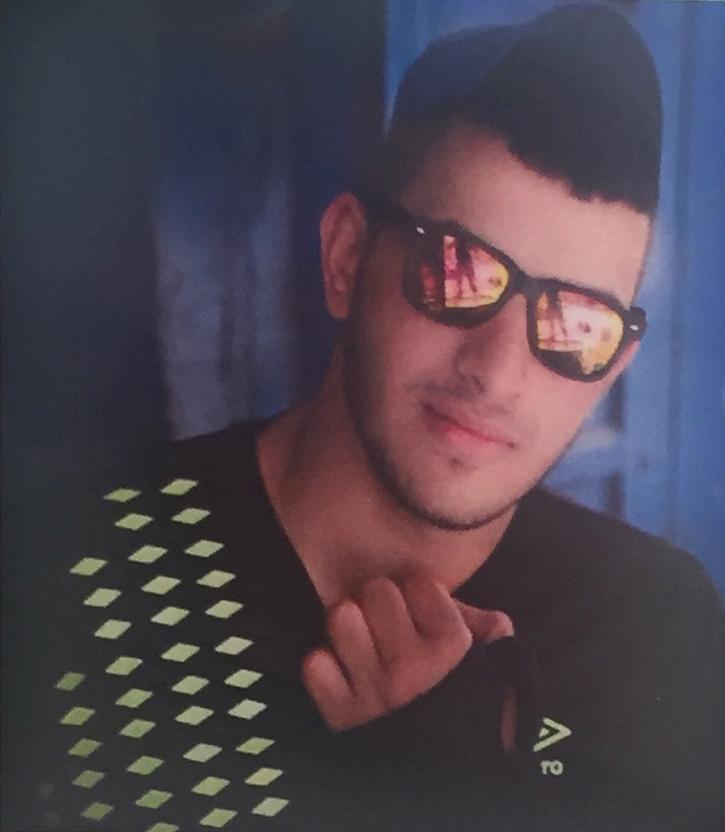 Waseem Ali - b. 1995, Jerusalem