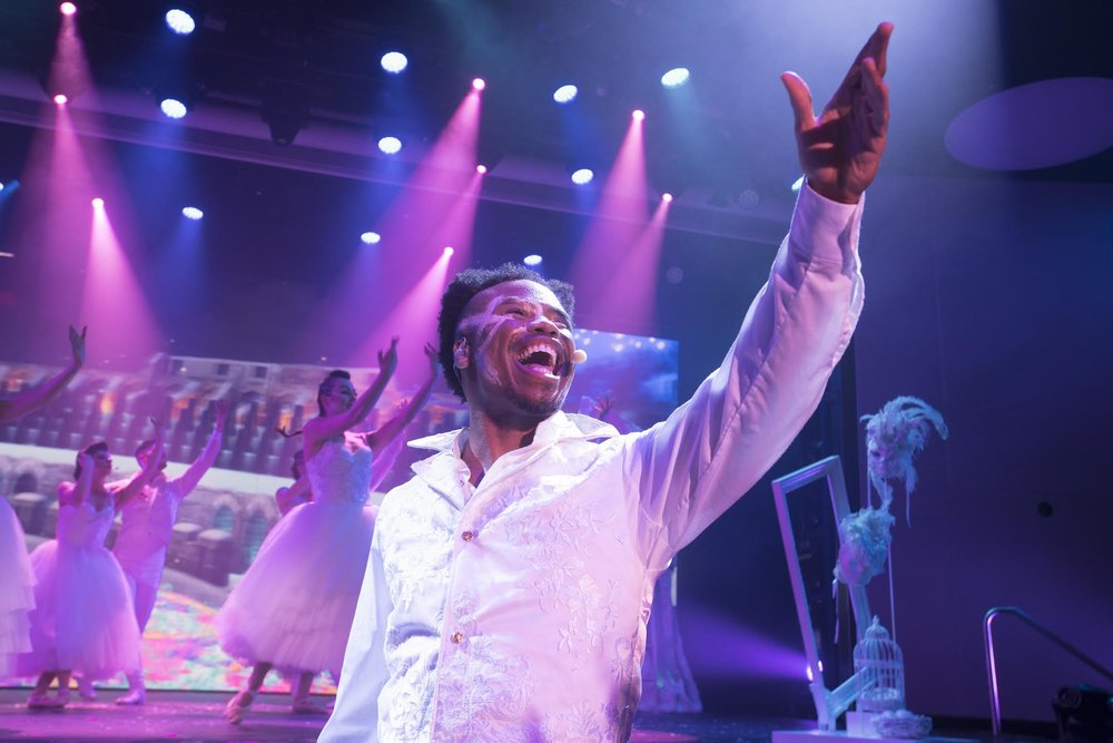 Rant Pack:Kennen Butler - Performing Artist
