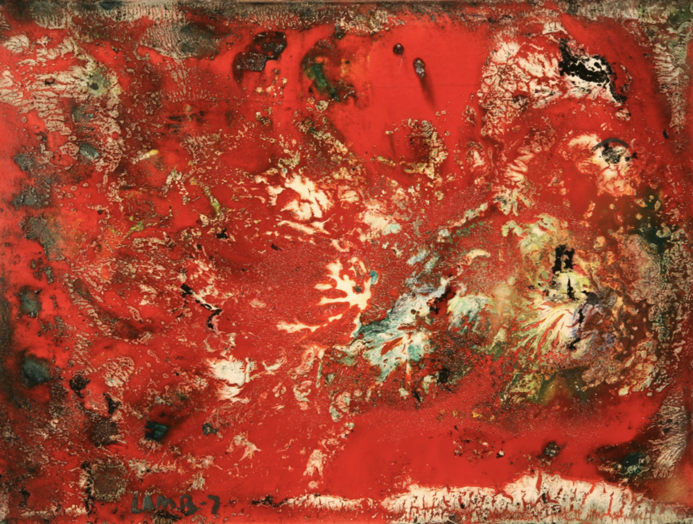 Beyond the Canvas - Rose Gabler