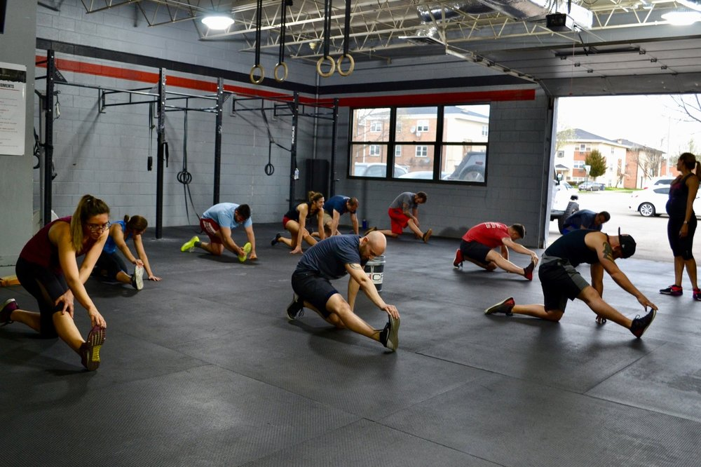 New to CrossFit? -