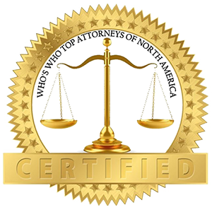 Kira Doyle Law - Certified Who's Who Top Attorney