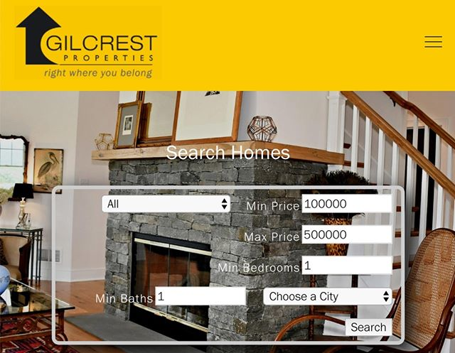 Gilcrest Properties is a locally owned real estate company representing buyers and sellers in the Eastern New York, Upper Hudson Valley and Cape Cod areas. The company has become a community staple, serving home buyers and sellers since 2012.  To reflect the knowledge and expertise of the team, we updated the Gilcrest Properties website with a clean and responsive design. Home search functions, notifications and a simplified way of updating the site from the back-end were also added.  Learn more at the link in bio ↗️ • • • • • #socialmediamarketing #websitedesign #squarespacewebsite #realestate #realestatewebsite #homesearch #upstatenyrealestate #capecodrealestate