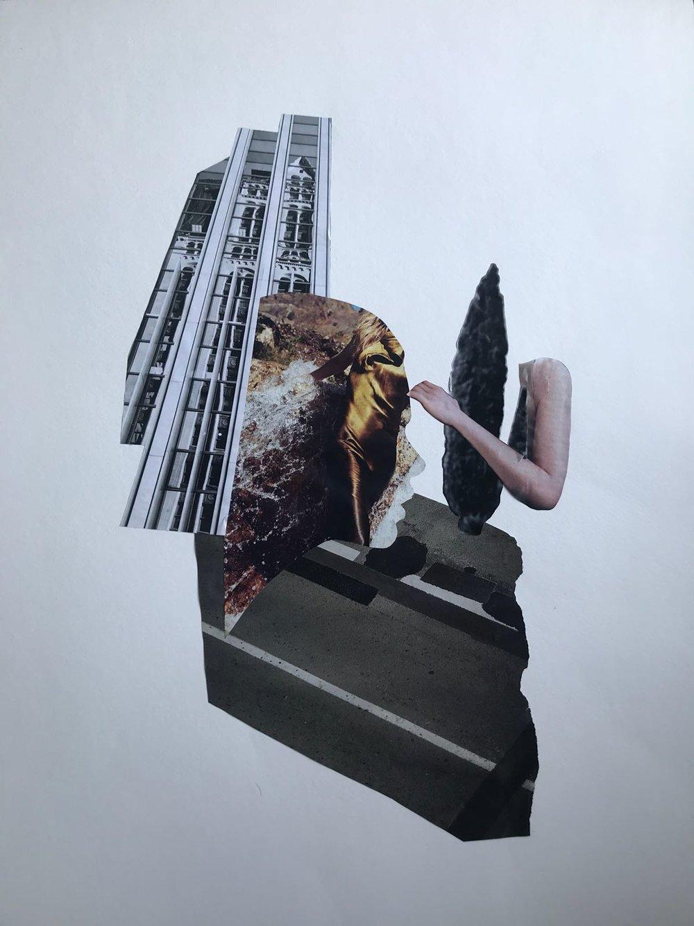 'Concrete Nature' - Puck van Doorn | Atelier Puck