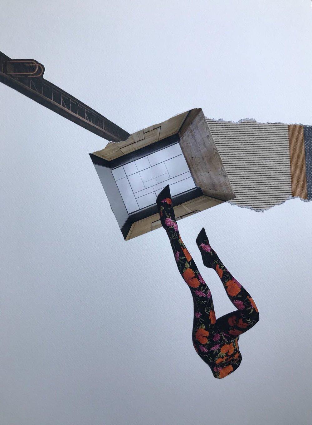 'Through The Ceiling' - Puck van Doorn | Atelier Puck