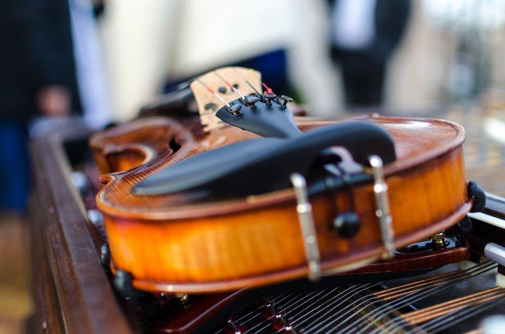 Trenton Music Makers - High School Strings Program -