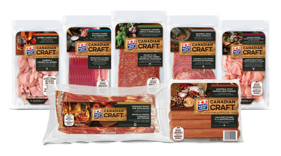 Maple Leaf Canadian Craft initial line-up of products