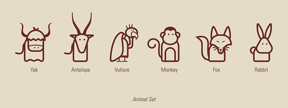 """""""Animal Set"""""""