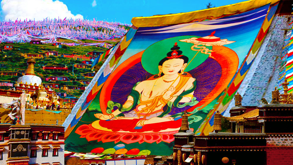 - Concept Design: Animation materials are all shot in the Tibetan area. We try to understand the world we can see in the recycling of Tibetan Buddhism with a fantastic technique from a perspective of Han tourist or by aso-called modern city people. Perhaps this is the understanding of belief of most Han people. It is a superficial recycling. In Tibetan religion, their recycling is actually a cycle strengthened repeatedly by the spirit ruling of Buddhism.