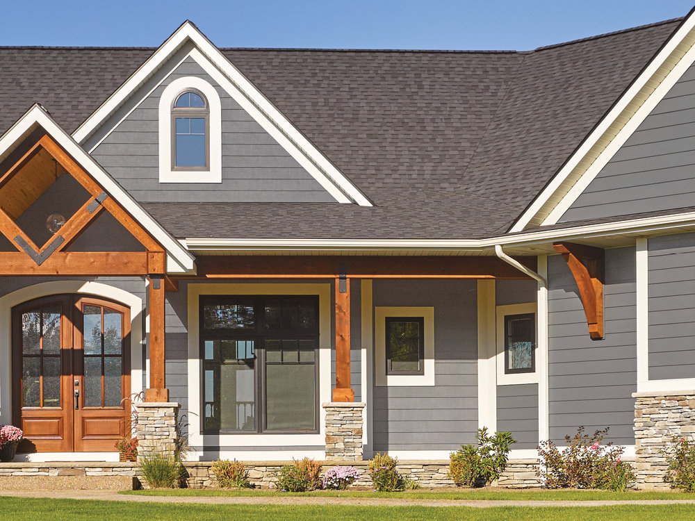 Siding - Upgrading or installing proper siding is the easiest way to not only improve the appearance of your home but also your return on investment. Specializing in all types of styles of siding we only promise to work with nothing but the best of materials.