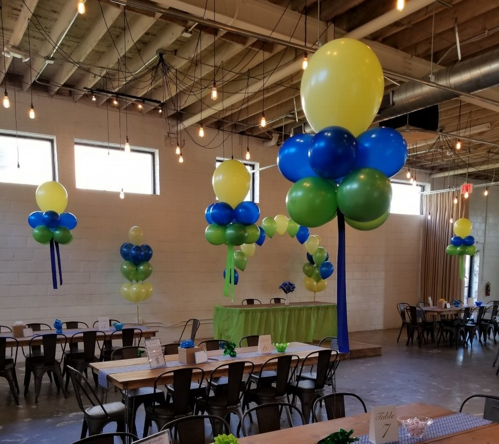 Atlanta Balloon Décor   To Transform   Any Event   Relax and let us decorate your event!   Decorate My Event