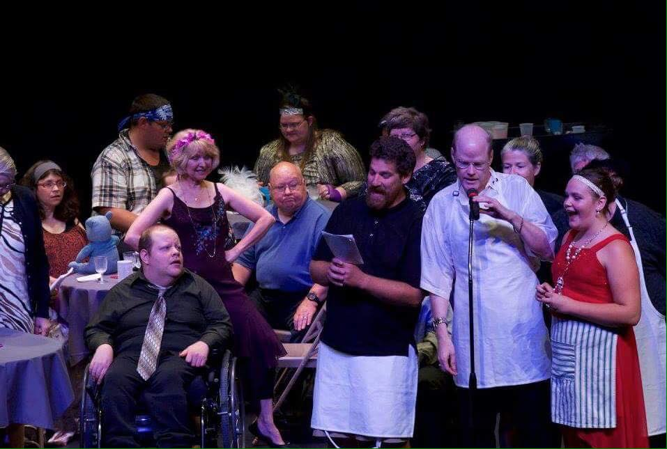 "Aktion Club Theatre of Mankato- ""The Beautiful Community Cabaret Show"" August 2016"
