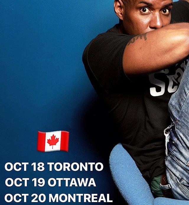 Oct 18 @lost577 🇨🇦 Oct 19 @pplottawa 🇨🇦 Oct 20 @muziquemontreal 🇨🇦 #WHOOSHOUSE 💥💥 #Canada