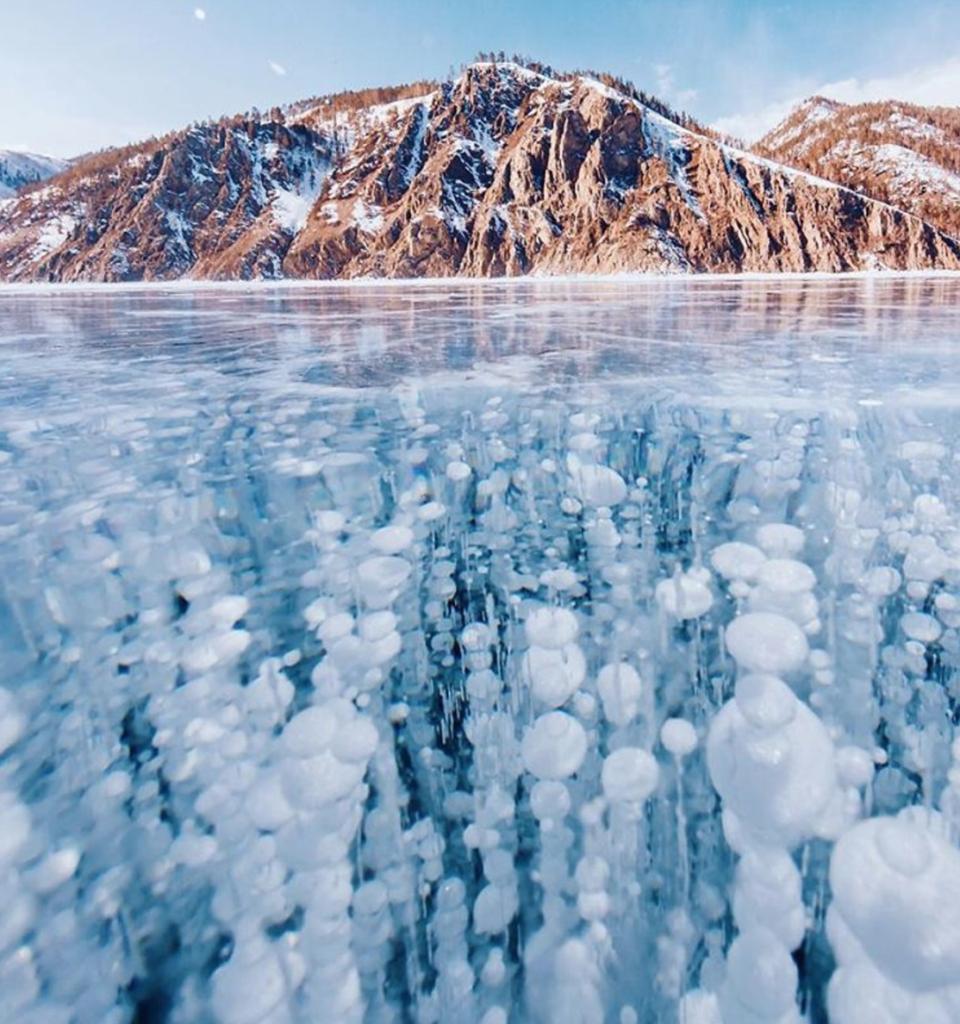 Russia, Siberia, Lake Baikal