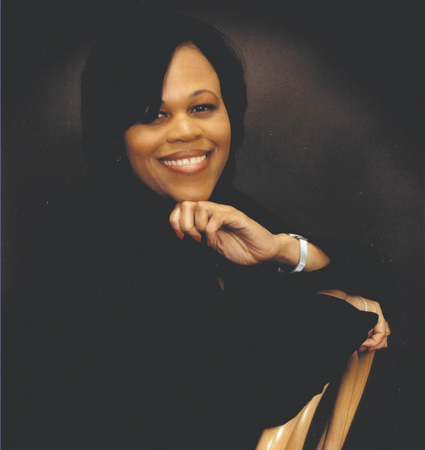 Jarrett uses her gifts from God to inspire and empower women worldwide