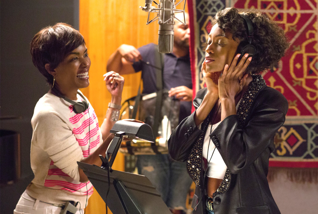 The life and love of Whitney Houston are revealed in Angela Bassett's new film Whitney
