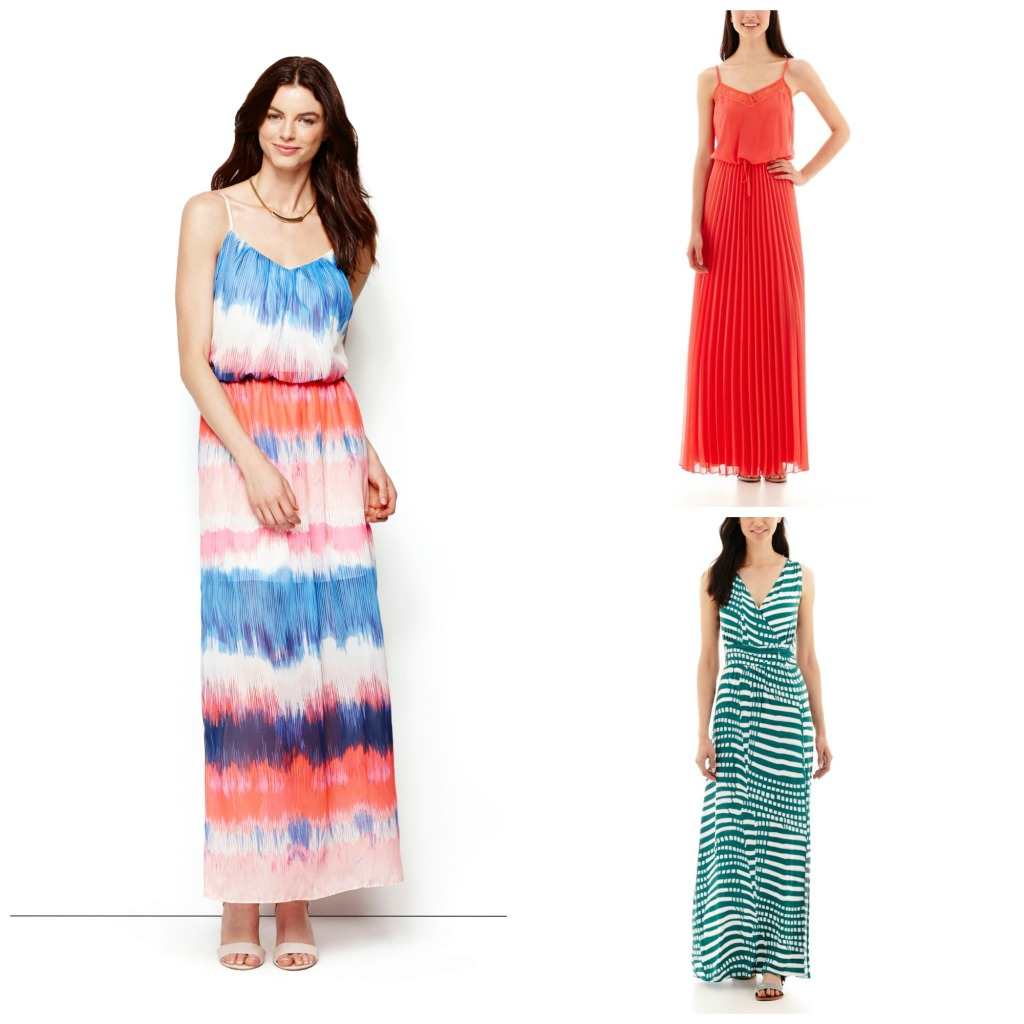 Strut into summer like a true fashionista by wearing your favorite maxi dress
