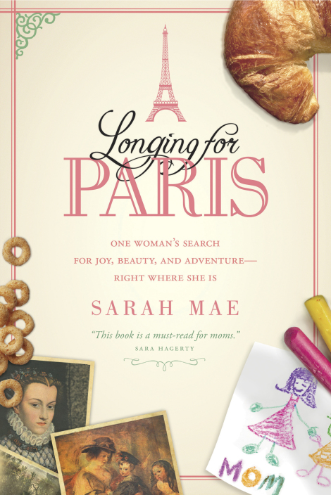 Sarah Mae book cover