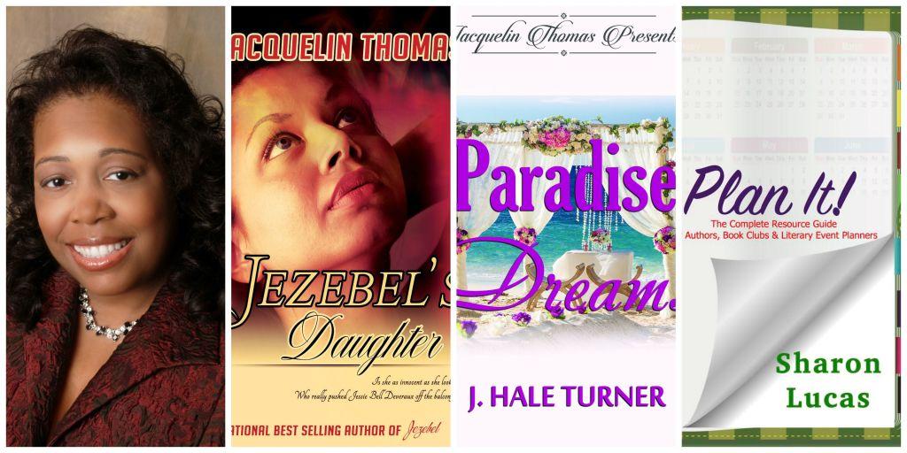 Author Jacquelin Thomas ministers through the written word