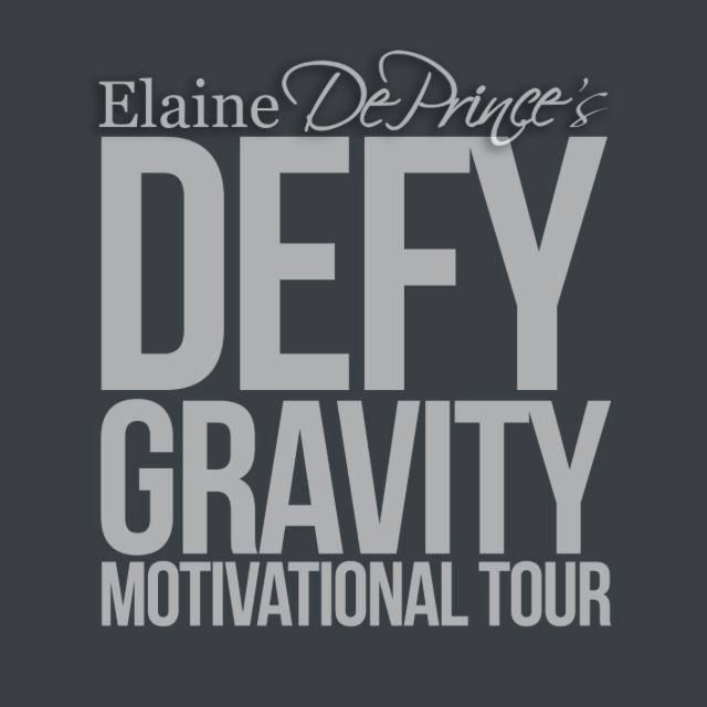 Defy Gravity Logo
