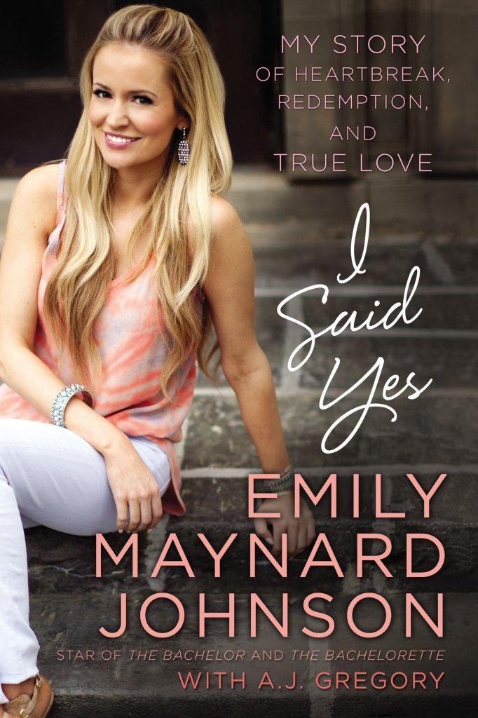 Bachelorette star's new book chronicles journey from heartbreak to love