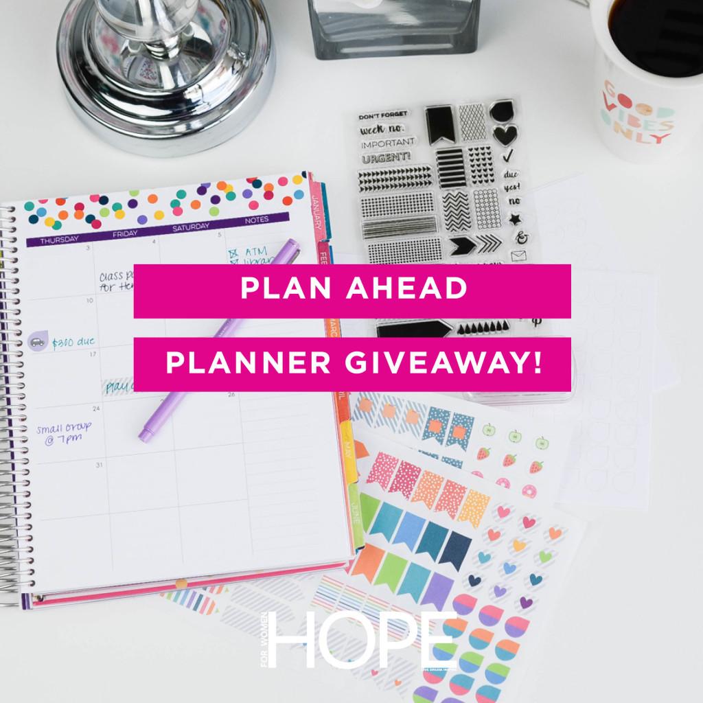 PlannerGiveaway