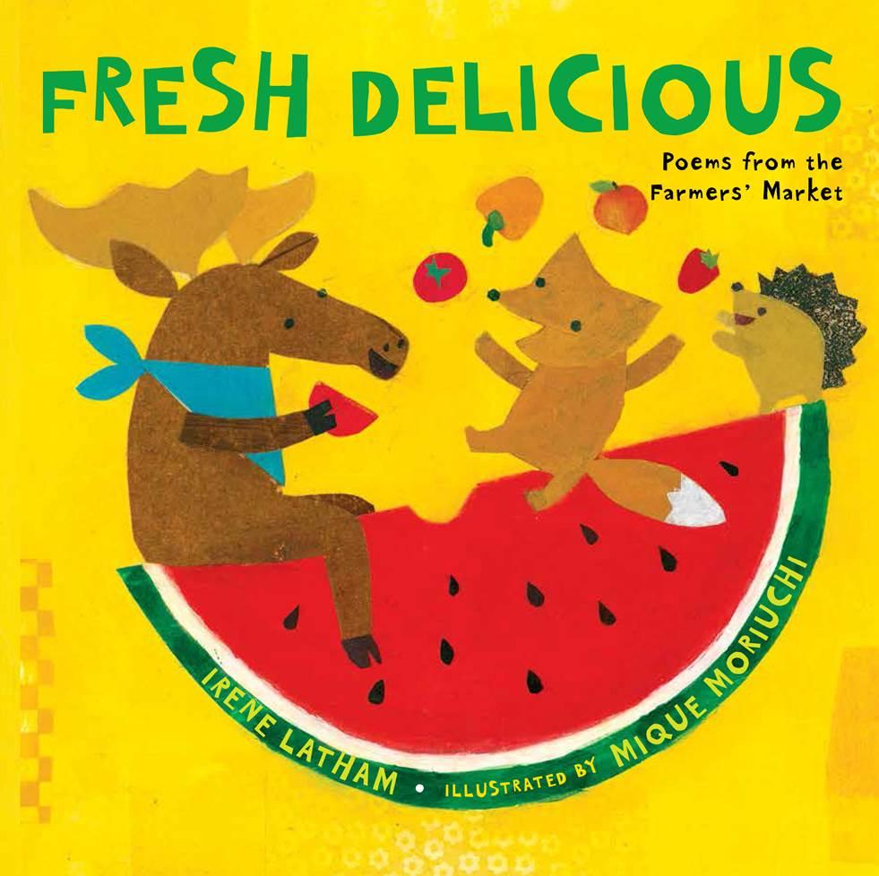 cover. FreshDelicious