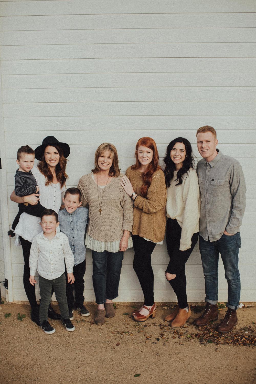 The Stoecklein family.