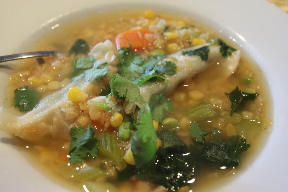 veg wonton soup .JPG