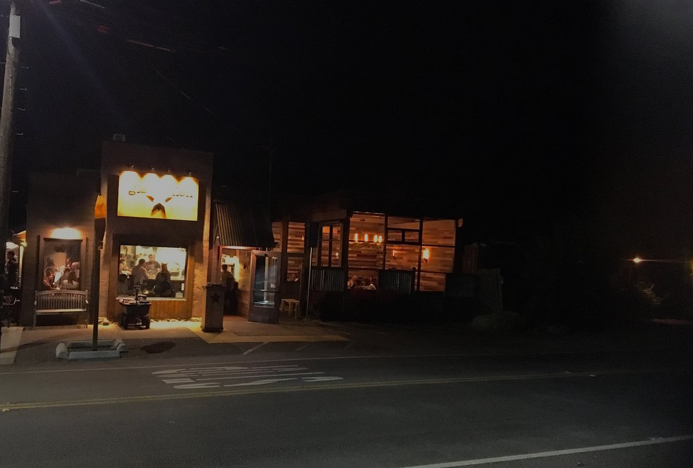 Glen Ellen Star restaurant