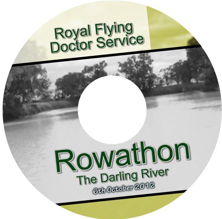 RFDS 2012 Rowathon -