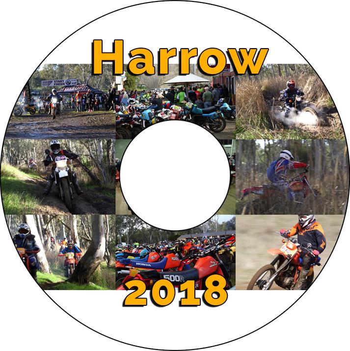 Harrow Vinduro Event 2018 - Running Time 1 Hour 48 Minutes
