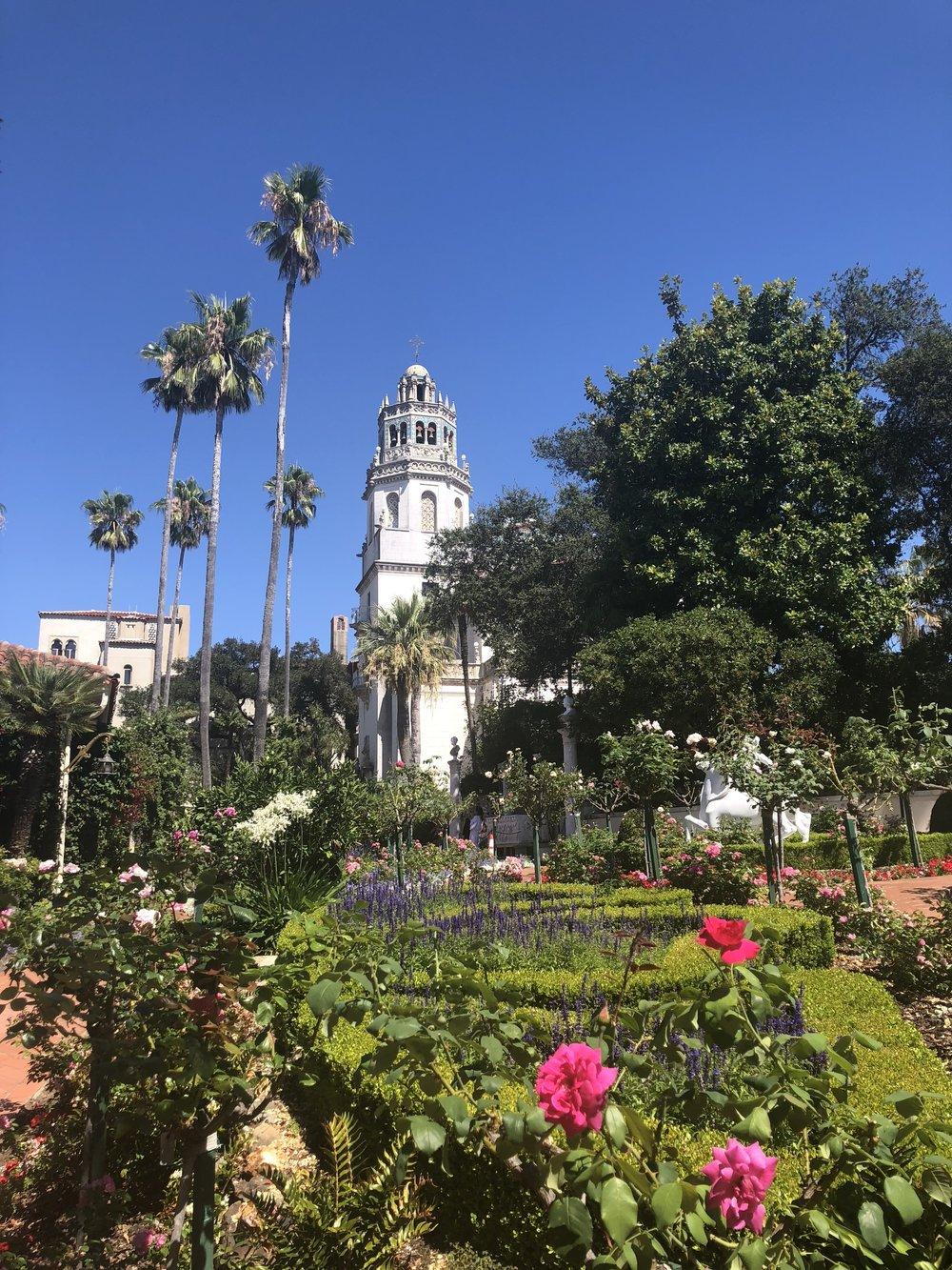 HearstCastle_Gardens