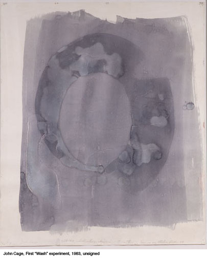 John Cage's second test painting, 1983, watercolor on paper, 36.5 x 31 in. (92.7 x 78.7 cm).jpg